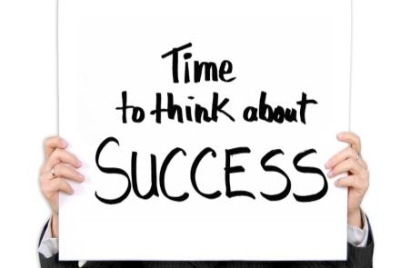 Ce au spus oamenii de succes despre reușită