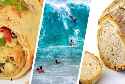 Cum să se mărească succesul de marketing pe rețelele sociale cu 300 la sută cu ajutorul burrito-ului, a pâinii albe și a oceanului albastru?