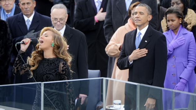 Beyonce Barack Obama