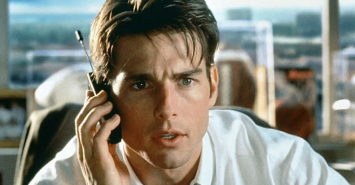 Tom Cruise în rolul unui manager sportiv