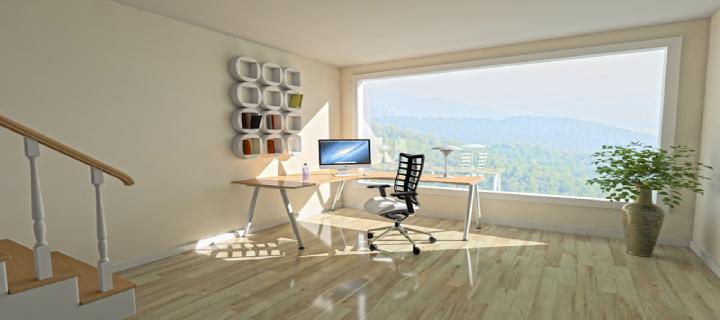 Biroul de acasă ca un spațiu ideal de afaceri