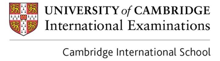 Logoul Cambridge International School