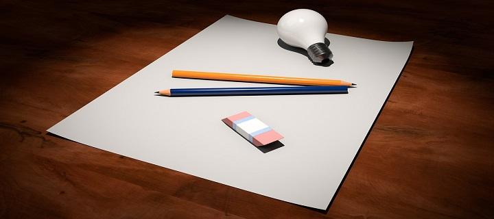ideile creative se obține obține prin desen