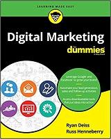 Cartea Digital Marketing for Dummies, autor Ryan Deiss & Russ Henneberry