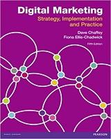 Digital Marketing autora Dave Chaffey & Fiona Ellis Chadwick