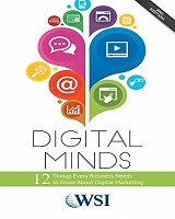 Cartea Digital Minds autor WSI