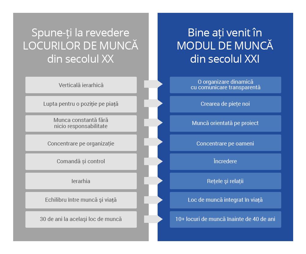 modele de afaceri pentru secolul XXI