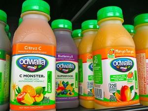 Odwalla Foods PR