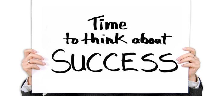 Gândurile oamenilor de succes