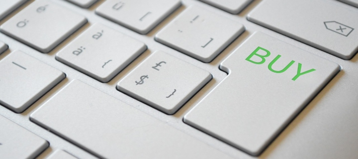 Achiziție prin intermediarul online
