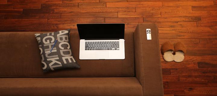 Muncă eficientă se poate face și de acasă